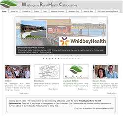 WRHCC website thumbnail